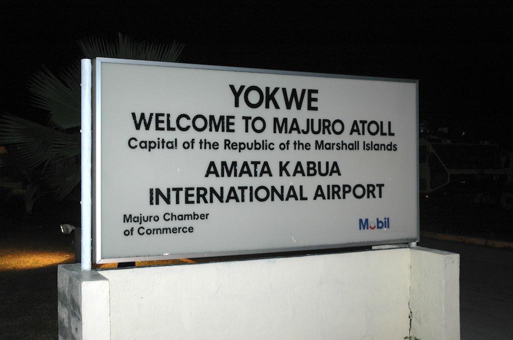 Majuro, Republic of the Marshall Islands (MAJ) - Airport