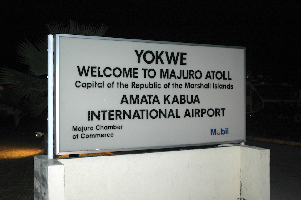 Majuro, Republic of the Marshall Islands (MAJ) - Airport
