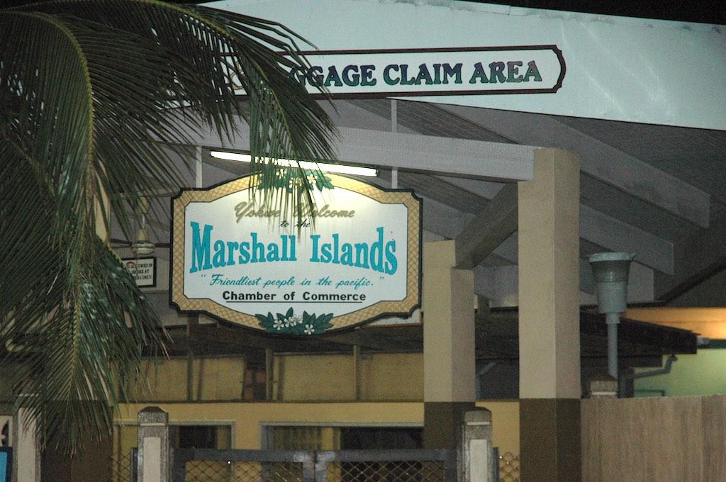 Majuro, Republic of the Marshall Islands (MAJ) - Airport Baggage Claim