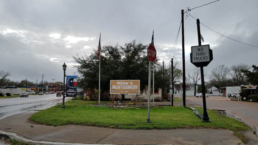 Montgomery, Texas USA - Welcome to Montgomery
