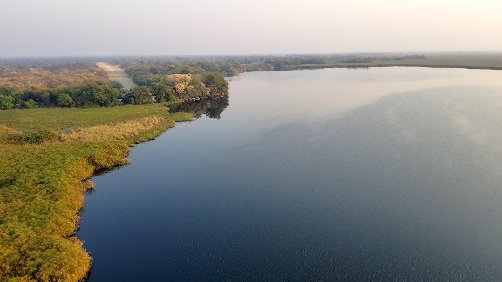 Okavango Delta, Botswana - Guma Lagoon Lodge