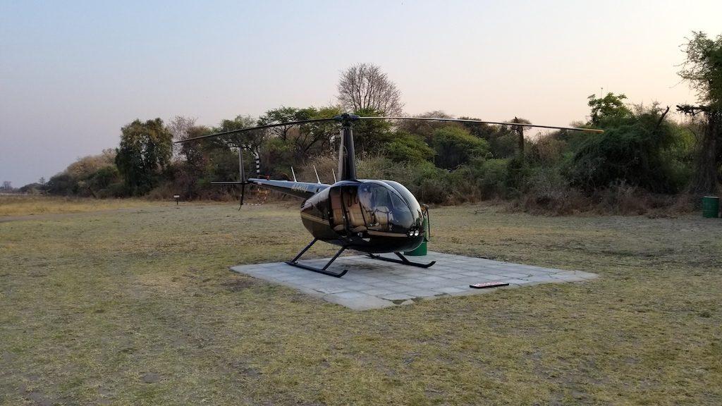 Okavango Delta - Botswana - Robinson Helicopter