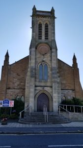 Prestwick, Scotland United Kingdom - Monkton and Prestwick North Parish Church