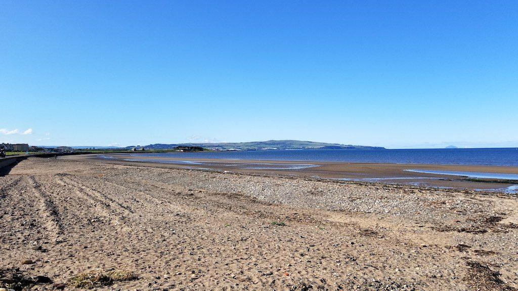 Prestwick, Scotland UnitedKingdom - Prestwick Beach