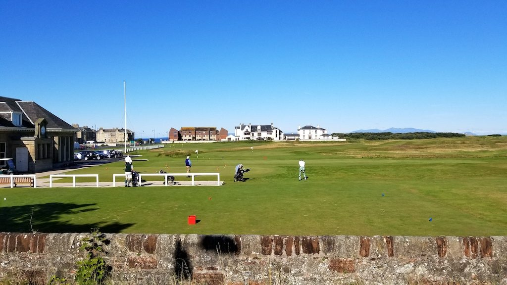 Prestwick, Scotland United Kingdom - Prestwick Golf Club