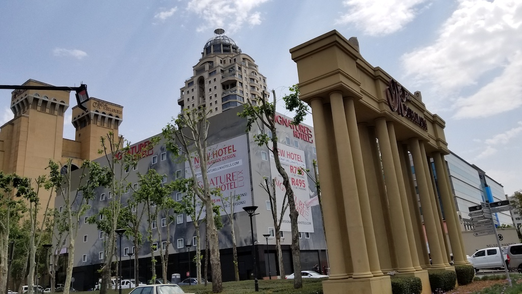 Sandton, Johannesburg, South Africa - Signature Hotel