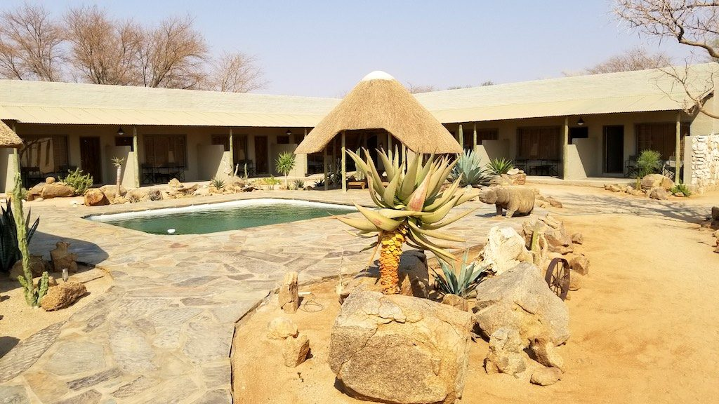 Solitaire, Namibia - Solitaire Lodge