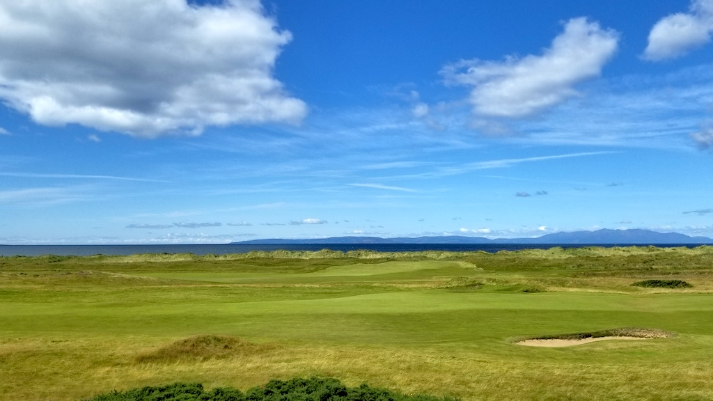 Troon, Scotland United Kingdom - Troon Golf Course