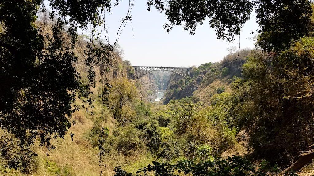 Victoria Falls, Zambia - Victoria Falls Bridge