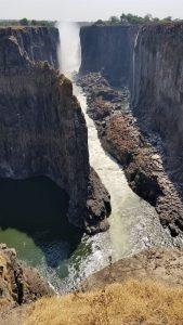 Victoria Falls, Zambia - Victoria Falls Dry season