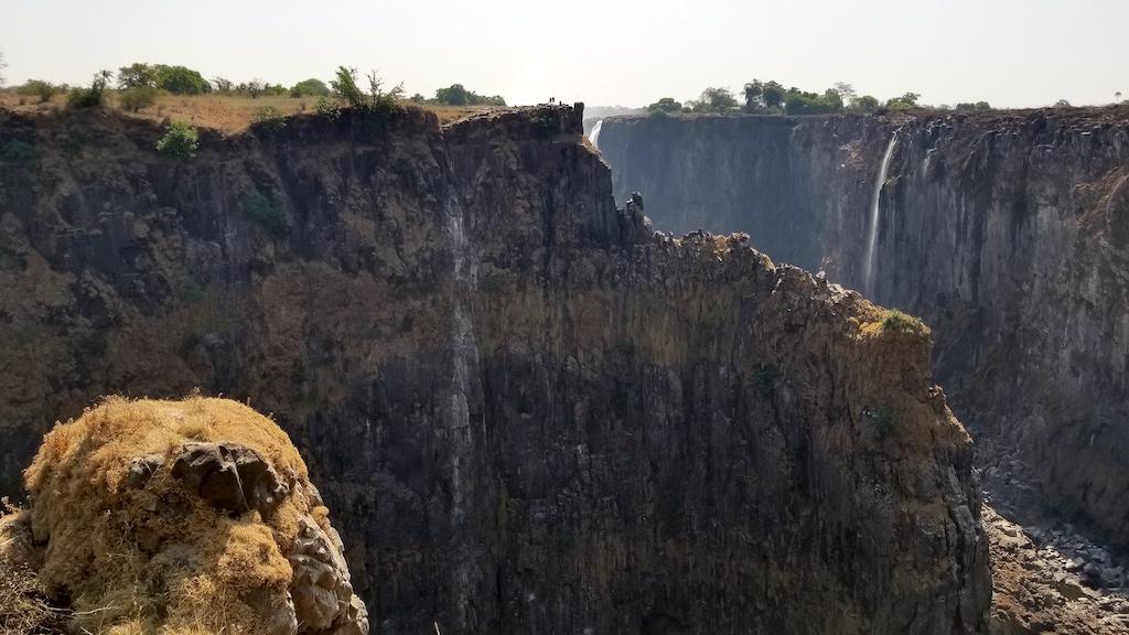 Victoria Falls, Zambia - Zimbabwe and Zambian sides