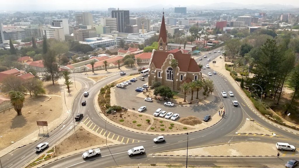 Windhoek, Namibia - Christ Church