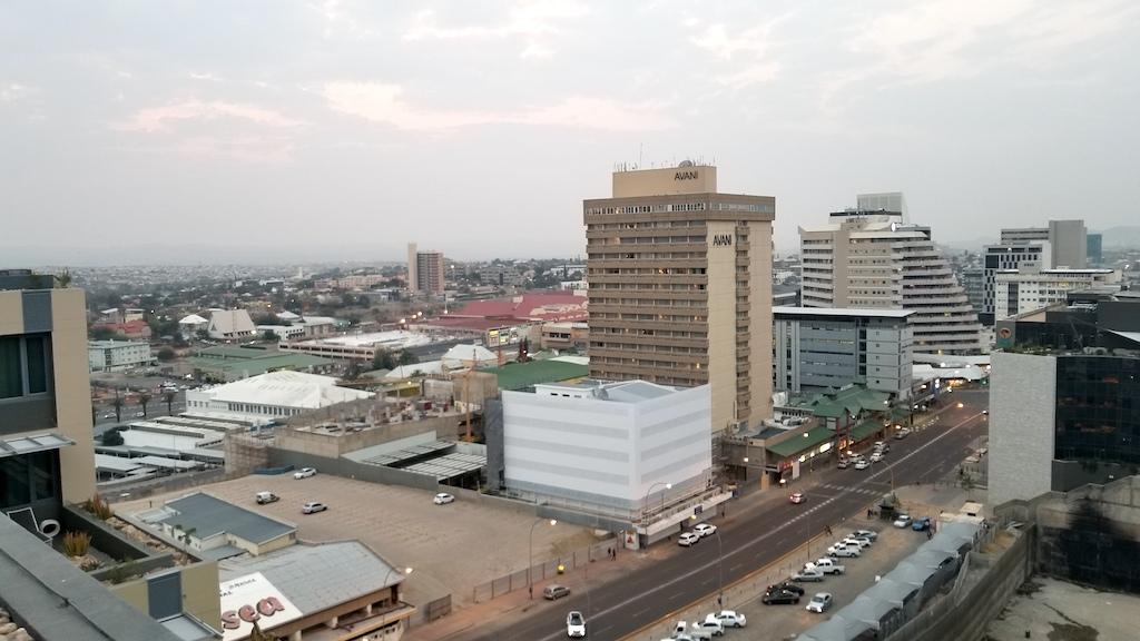 Windhoek, Namibia - Avani Hotel
