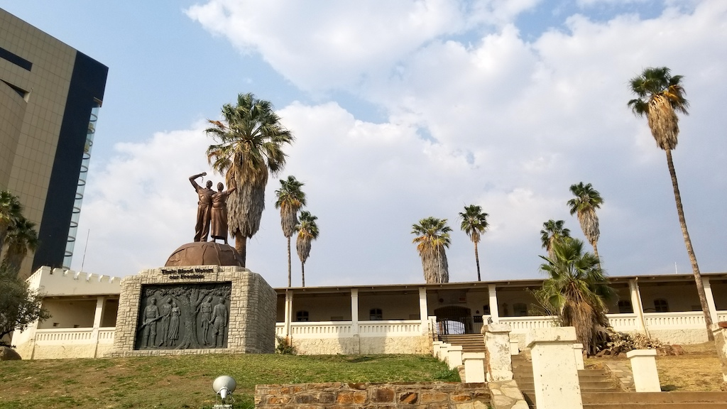 Windhoek, Namibia - National Museum of Namibia