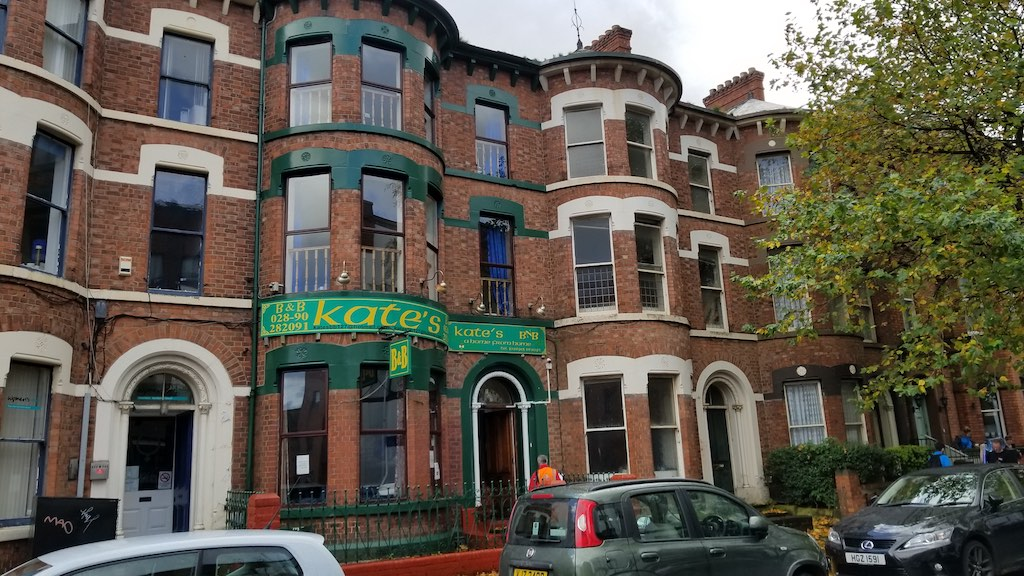 Belfast City, Northern Ireland United Kingdom - Kate's B&B