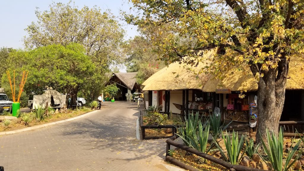Chobe National Park, Botswana - Chobe Safari Lodge