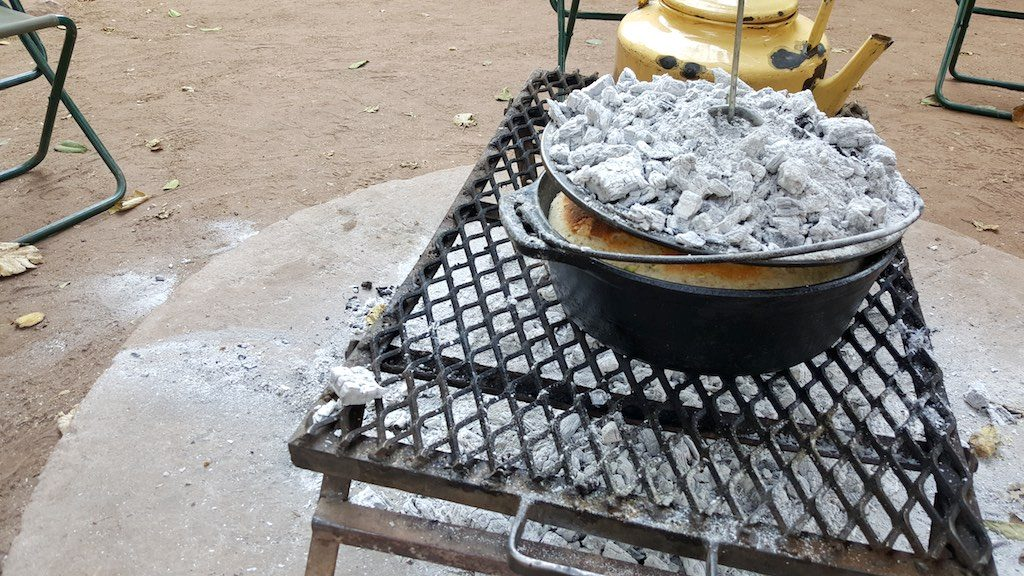 Chobe National Park, Botswana - Homemade Bread