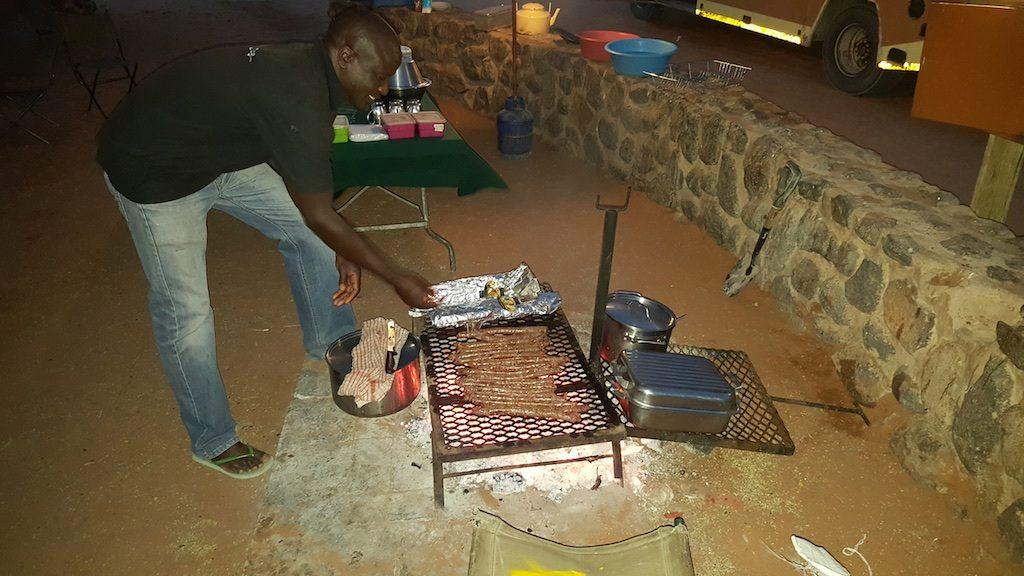 Dune 45, Sossusvlei, Namibia - Chef Joseph