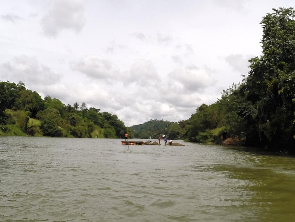 Kandy, Sri Lanka - Mahaweli River