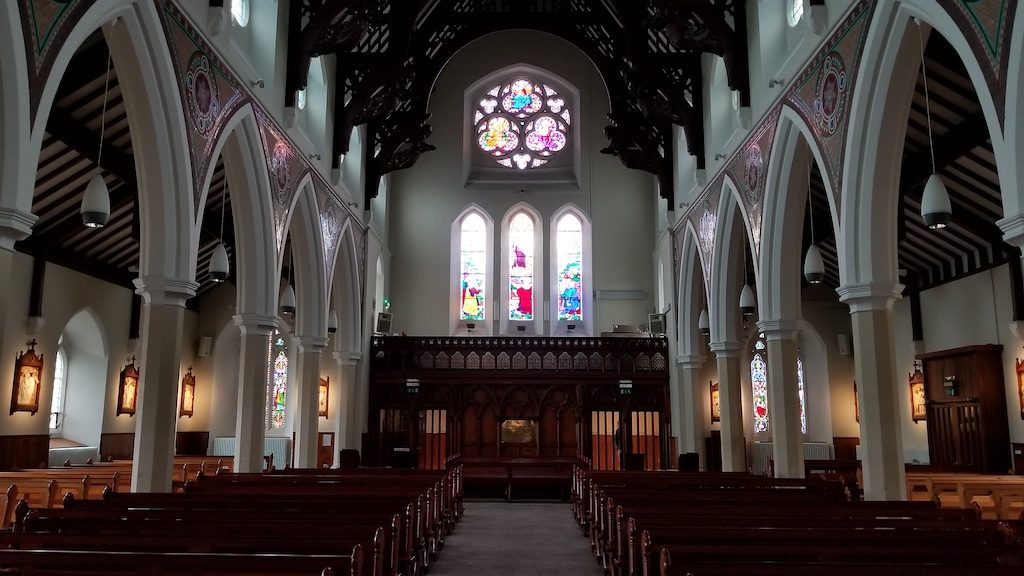 Kenmare, Ireland - Holy Cross Church