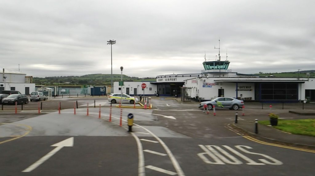 Kenmare, Ireland - Kerry Airport (KIR)