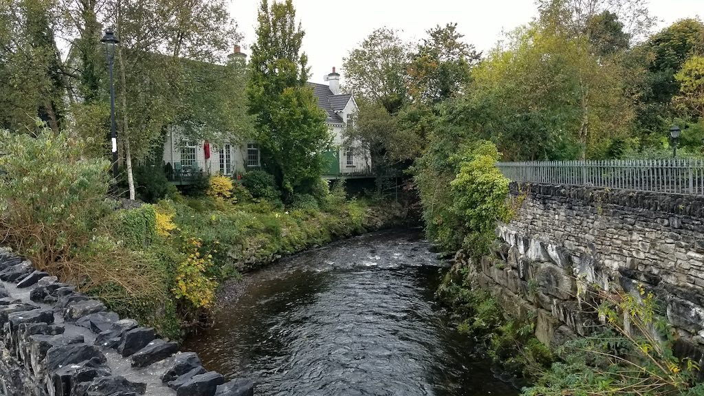 Kenmare, Ireland River