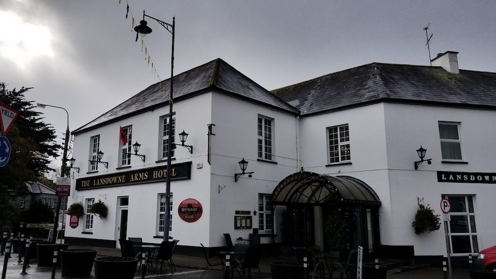 Kenmare, Ireland - The Landsdowne Arms Hotel