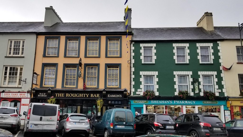 Kenmare, Ireland - The Roughty Bar