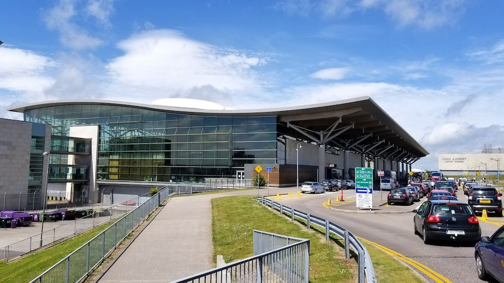 Killarney, Ireland - Cork Airport (ORK)