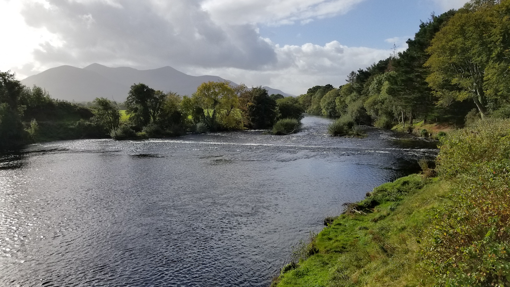Killarney, Ireland - Flesk River