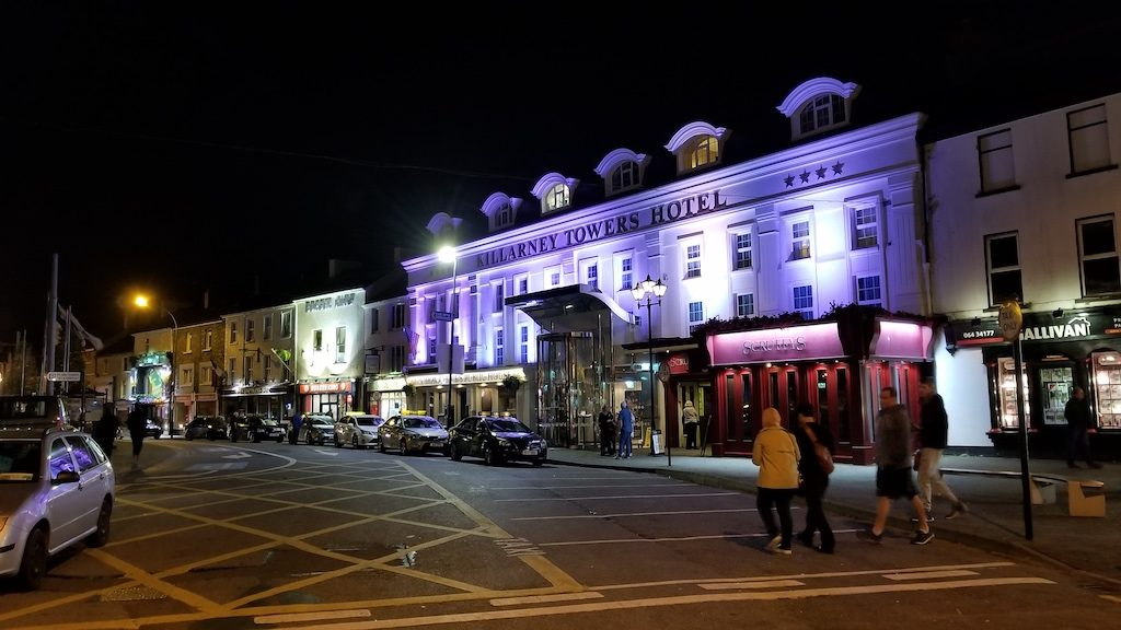 Killarney, Ireland - Killarney Towers Hotel