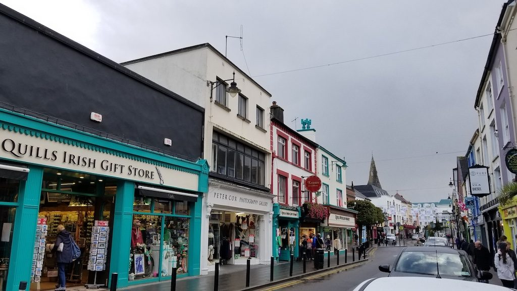 Killarney, Ireland - Main Street