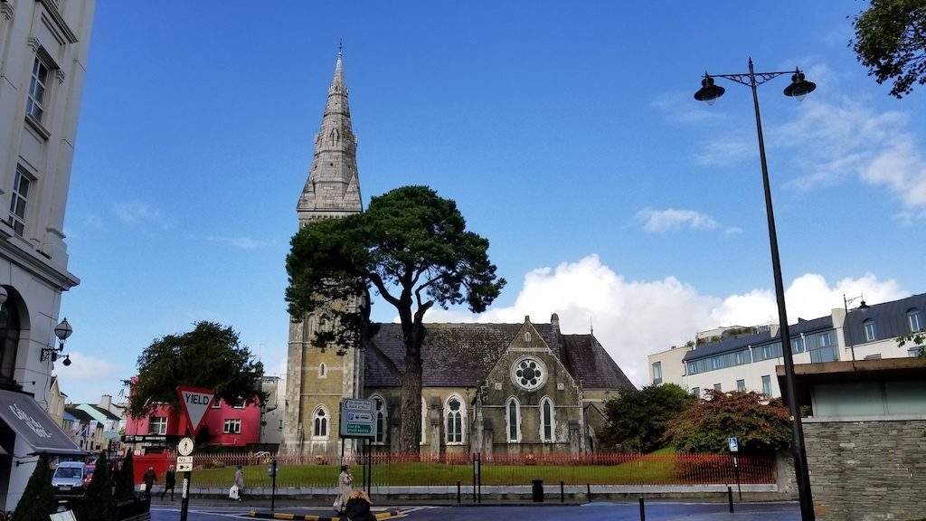 Killarney, Ireland - St. Mary's Church of England