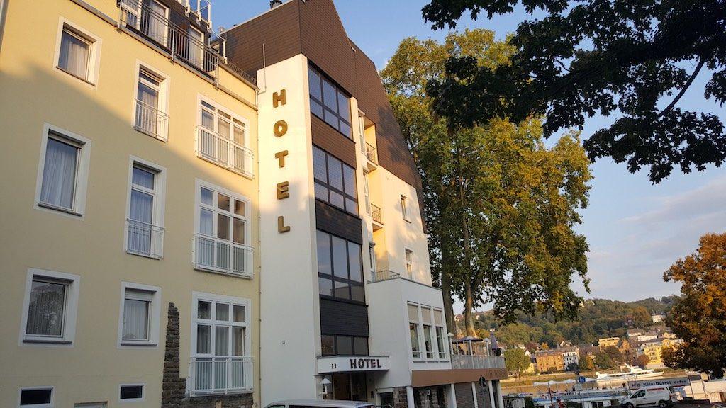 Koblenz, Germany - Hotel