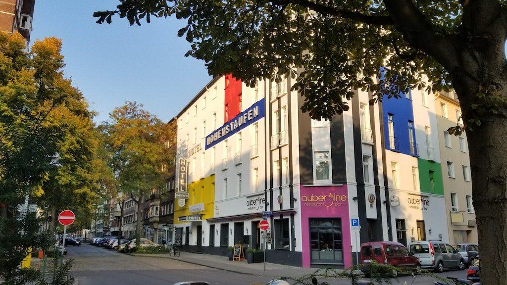 Koblenz, Germany - Hotel Hohenstaufen