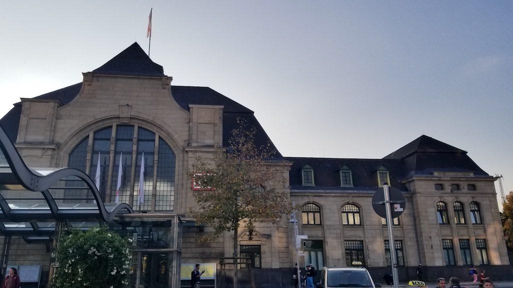 Koblenz, Germany - Koblenz Hauptbanhof