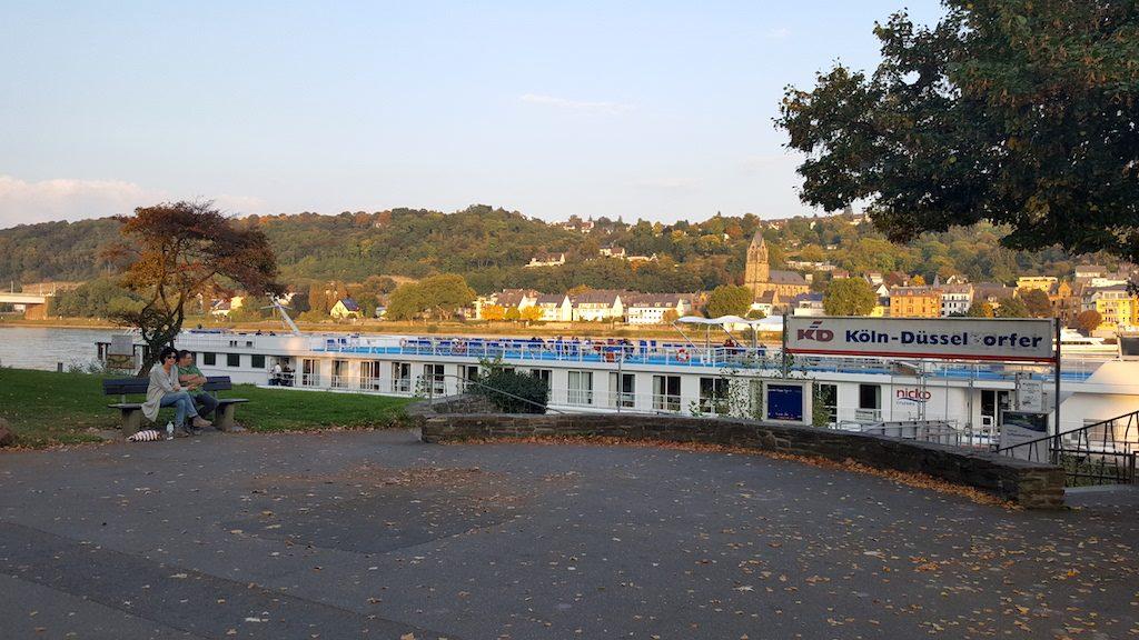 Koblenz, Germany - Koln Dusseldorfer