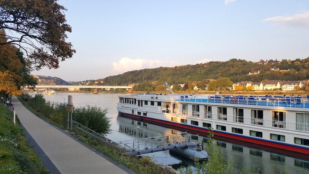 Koblenz, Germany - Rhine River
