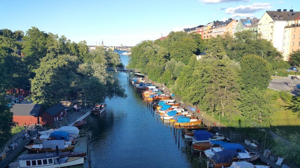 Langholmen, Stockholm, Sweden