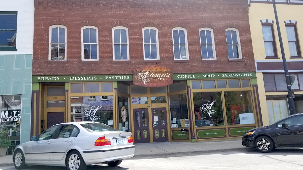 Springfield, Missouri USA - The Artisan's Oven