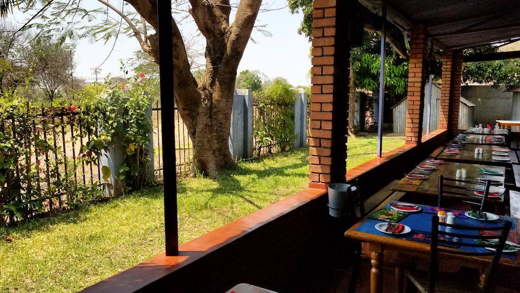 Victoria Falls, Zimbabwe - Mama Africa Eating House