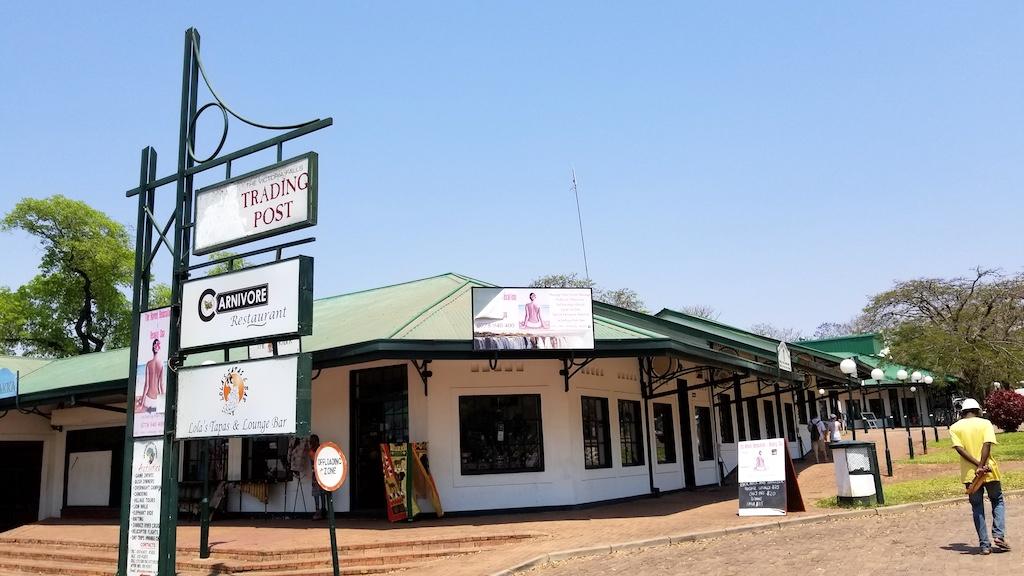 Victoria Falls, Zimbabwe - Trading Post