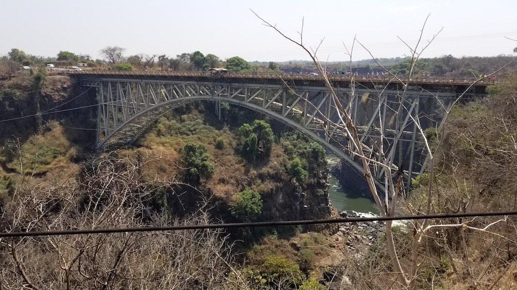 Victoria Falls, Zimbabwe - Victoria Falls Bridge