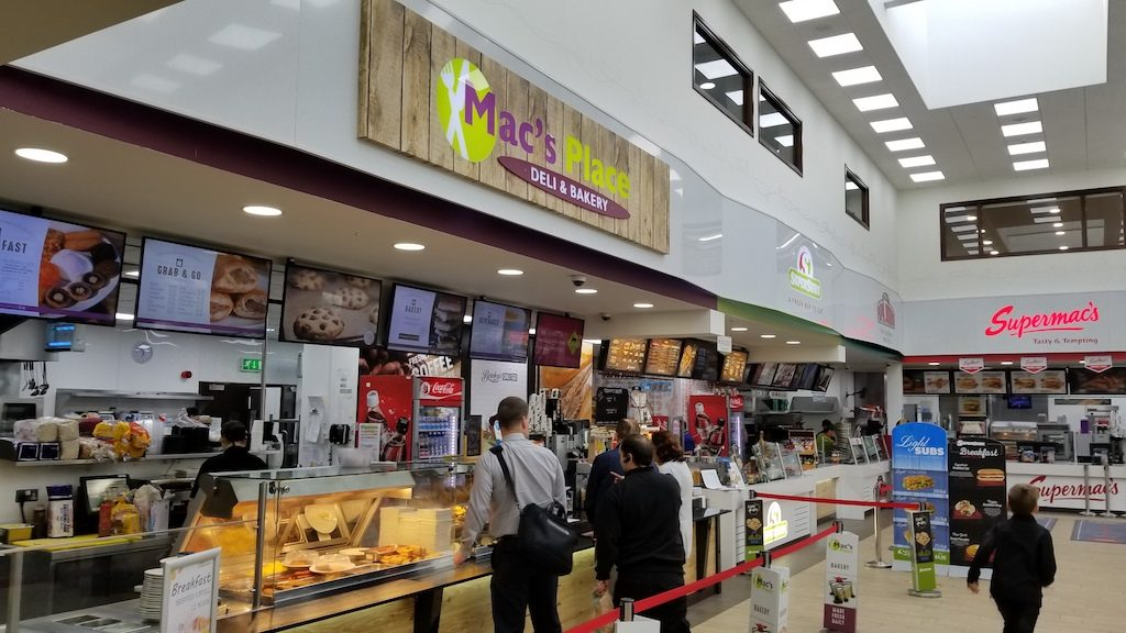 Barack Obama Plaza, Moneygall, Ireland - Mac's Place