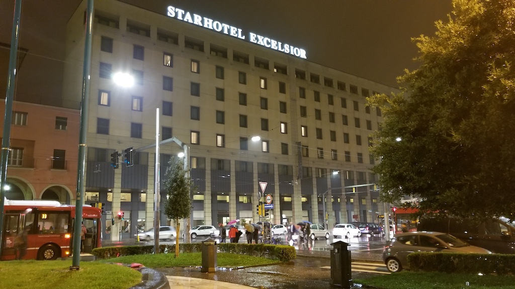 Bologna, Italy - Star Hotel Excelsior