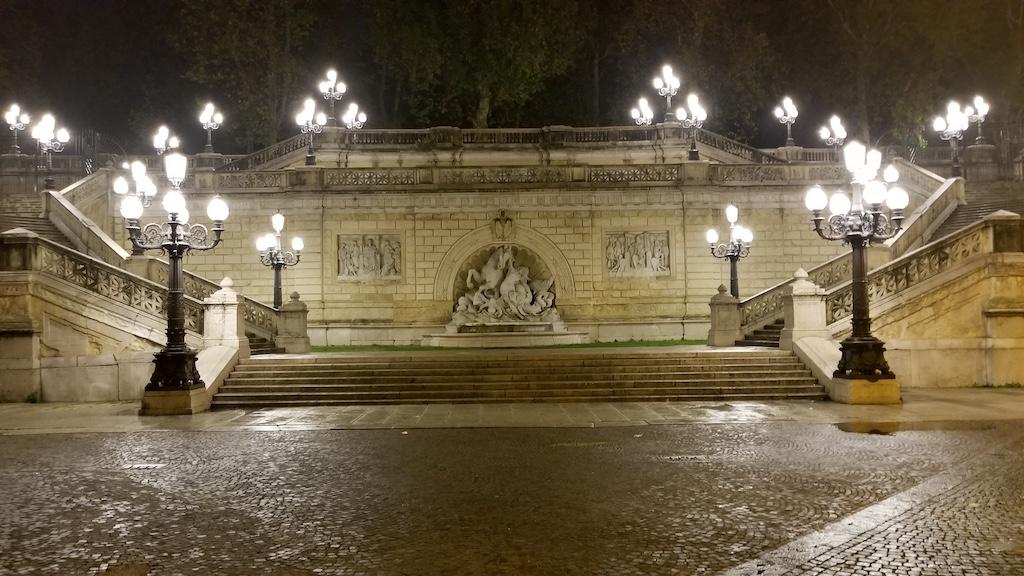 Bologna, Italy - Parco della Montagnola