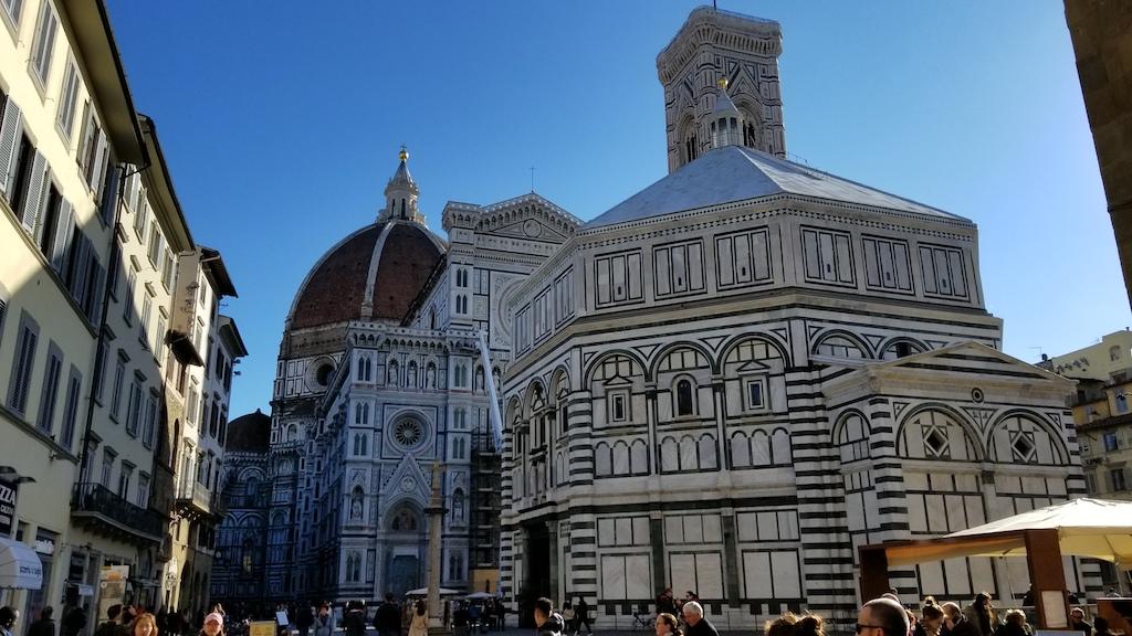 Florence, Italy - Piazza del Duomo