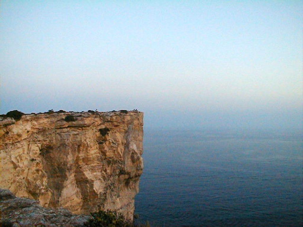 Gozo, Malta - Cliff