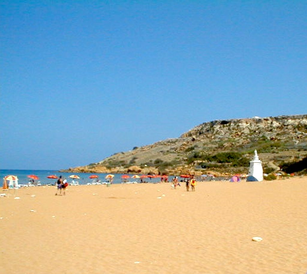 Gozo, Malta - Beach