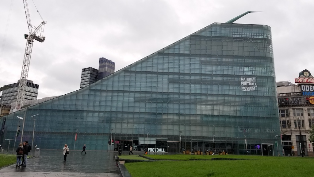 Manchester, United Kingdom - Manchester National Football Museum